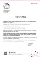 Referencja od firmy Księgarnia DH Śliwa