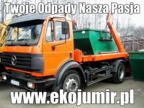 Transport Odpadów, Odbiór Odpadów, Wywóz Odpadów - Eko - Jumir Sp. z o. o. -Transport odpadów, Utylizacja odpadów, Odzysk odpadów Czeladź