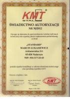 Referencja od firmy KMT Stal