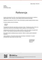 Referencja od firmy bi-glass