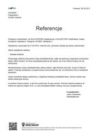 Referencja od firmy KRASZBO