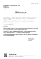 Referencja od firmy FUH Andrzej Obłuski Przyłącza wod-kan, wykopy