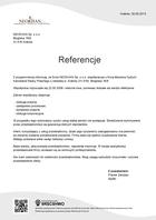 Referencja od firmy NEOKHAN Sp. z o.o.