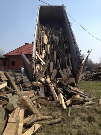 Drewno opałowe cena lasy państwowe
