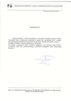 Referencja od firmy ZBiLK w Szczecinie