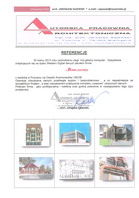 Referencja od firmy Autorska Pracownia Architektoniczna
