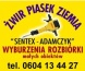 pospółka sprzedaż pospółki transport pospółki żwir do betonu - Wyburzenia Rozbiórki Kruszywa Budowlane  SENTEX  Władysław Adamczyk Olsztyn