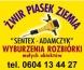 czarnoziem ziemia próchnicza torf transport sprzedaż czarnoziemu - Wyburzenia Rozbiórki Kruszywa Budowlane  SENTEX  Władysław Adamczyk Olsztyn