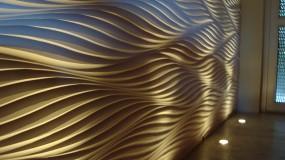 Panele ścienne 3D - Luxum - Producent Wyposażenia Wnętrz Kraków