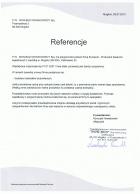 Referencja od firmy NOV-BUD
