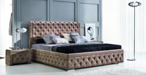 Łóżko tapicerowane - Varsovia-Sypialnie,Materace,Stelaże Sulejówek