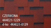 Dachówka   Gont bitumiczny ACCORD JIVE   Niska Cena !!!   - Hurtownia Materiałów Budowlanych Bednarek Będzin