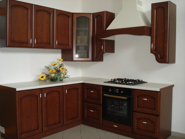 Aranacje Dom Klasyczna Kuchnia Kuchnia Meble Meble Klasyczne  Beautiful Scen   -> Kuchnia Drewniana Na Wymiar Cennik