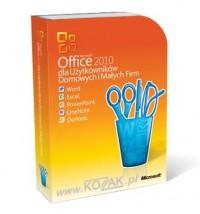 Office 2010 Home & Business - KOZAK - komputery, programy, laptopy Gdańsk