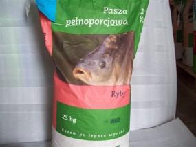 pasza dla ryb karpi -  K&K  Kloc Kazimierz Cyców