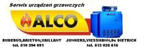 Serwis kotłów,serwis piecyków,naprawy,montaż,sprzedaż,obsługa ko - ALCO Instalacje grzewcze i sanitarne Kraków