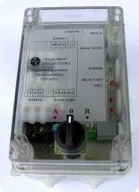 Skrzynka sterownicza pompy głębinowej SPT-1 - PPU  ELEKTRON  s.c. Zielona Góra