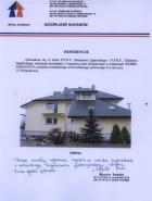 Referencja od firmy Marcin Pękala