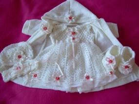 wyrob własny - Ubranka do chrztu Zaczarowany świat Koszalin