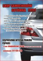 SKUP AUT za GOTÓWKĘ tel:517-126-229 - Auto-Komis Lifting Oświęcim