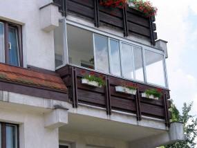 Zabudowa balkonów Skawina Kraków Nowy Targ Zakopana Tychy - ALUMARK Skawina