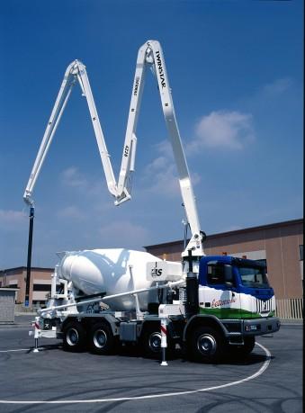 Pojemność gruszki betoniarki