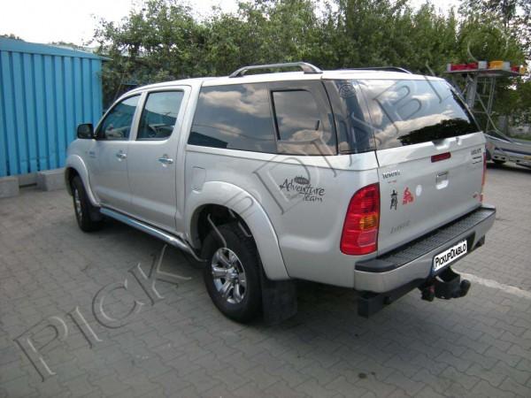 Zabudowa Vw Amarok Nissan Navara Toyota Hilux Mitsubishi L200 Isuzu