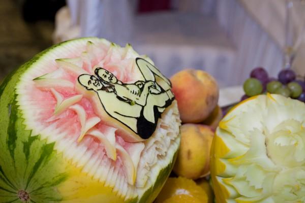 Carving szkolenia nowoŚĆ owocowe dekoracje kursy carvingu