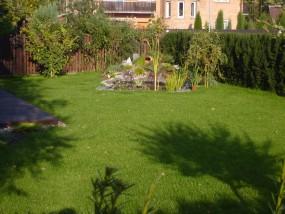 Planowanie i zakładanie ogrodów , oczek wodnych , systemów nawadnia - Serwis Zieleni Zielonki-Parcela