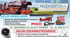 Naprawa zegarków ,wymiana baterii - Dataland - MojeHobby24  Sklep modelarski Poznań