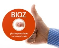 Plan BIOZ na CD - MTM Digital Warszawa