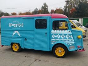 Zabudowa gastronomiczna - Nord Truck Brokers Żukowo