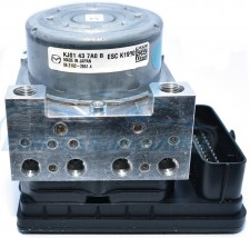 Programowanie ABS Mazda Ford usunięcie U2300 - AutoElektronika NOWEL Świebodzin