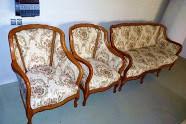 Renowacja mebli tapicerowanych - Tapicerstwo  KUCZMINSKI  Bobrek