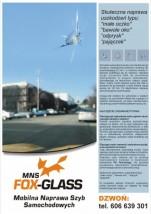 Naprawa Szyb Samochodowych - MNS Fox-Glass Legnica