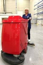 Sprzątanie powierzchni produkcyjno-magazynowych - GRUPA Hoppe-Wartenberg Prestiż BHP Protect System Katowice