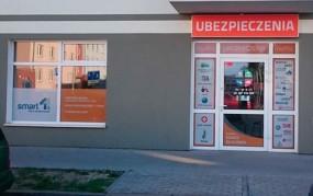 Oklejanie witryn - Agencja Reklamowa SPLENDOR Włocławek