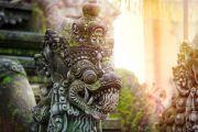 Indonezja: Jawa, Bali, Gili - X/XI 2017