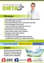 Konsultacje dietetyczne - Poradnia dietetyczna Łęczna