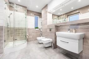 Aranżacja łazienki - Luxinterior Kraków