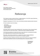 Referencja od firmy PPHU Bogmar Kruszywa