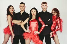 Pokazy Tańca - Red Heels Warszawa