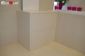 meble łazienkowe Meble solid surface - Maków Podhalański EcoBlat Producent Blatów Kompozytowych