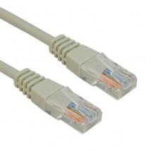 Kabel patchcord UTP kat. 5 RJ45 1.5m - Begli Wyrób Złącz Elektronicznych Jawor