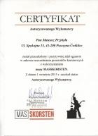 Referencja od firmy Masskorsten