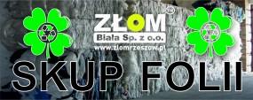 Skup folii - Złom-Biała Sp. z o.o. Rzeszów