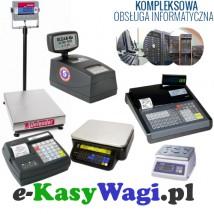 Sprzedaż Naprawa Legalizacja wag wag elektronicznych - E-KasyWagi.pl Kasy fiskalne Wagi elektroniczne Usługi informatyczne Kalisz