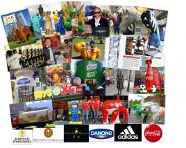 Obiekt reklamowy - P.W.ROSŁON - 3DFORM.eu Nowa Sól