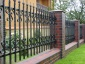 Balustrady, ogrodzenia plastikowe zbrojone P.P.H. MAGRO - Sztachety, balustrady, ogrodzenia plastikowe