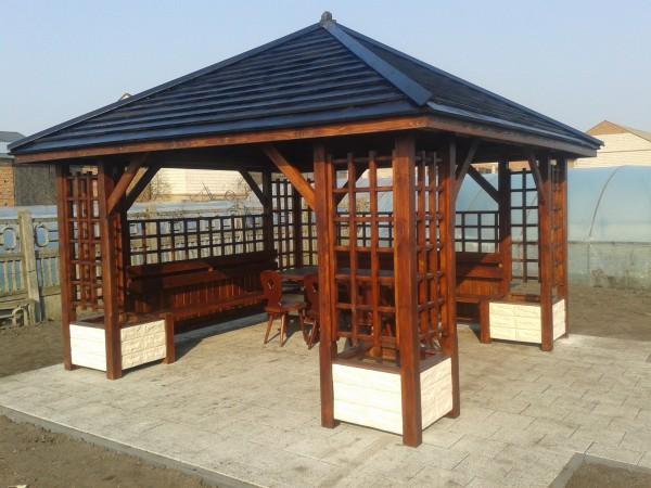 altana  PPHU MARFAND  meble ogrodowe, wyroby z drewna Kowalewice